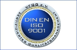 DIN ISO Zertifizierung Qualität