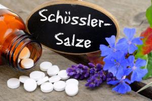 Homöopathie Naturheilkunde Schüssler Salze Bachblüten Globuli