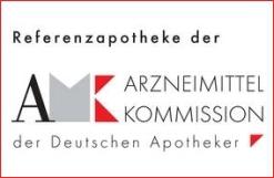 Referenzapotheke Aalen der Arzneimittelkommission der deutschen Apotheker